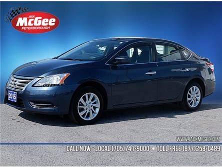 2015 Nissan Sentra  (Stk: 19549A) in Peterborough - Image 1 of 26