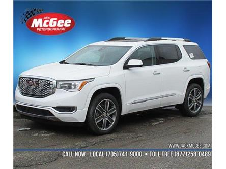2019 GMC Acadia Denali (Stk: 19569) in Peterborough - Image 1 of 3