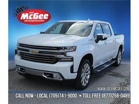 2019 Chevrolet Silverado 1500 High Country (Stk: 19650) in Peterborough - Image 1 of 3