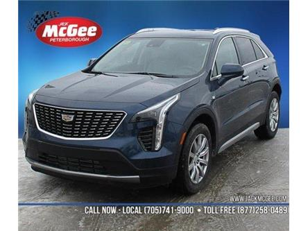 2019 Cadillac XT4 Premium Luxury (Stk: 19390) in Peterborough - Image 1 of 3