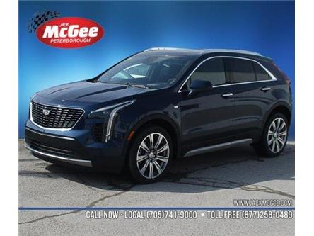 2019 Cadillac XT4 Premium Luxury (Stk: 19458) in Peterborough - Image 1 of 3