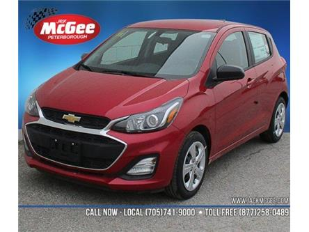 2019 Chevrolet Spark LS CVT (Stk: 19349) in Peterborough - Image 1 of 3