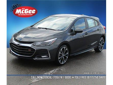 2019 Chevrolet Cruze Premier (Stk: 19512) in Peterborough - Image 1 of 3