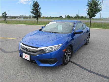 2017 Honda Civic LX (Stk: K14260A) in Ottawa - Image 1 of 17