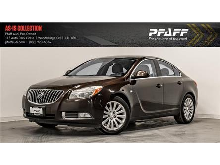 2011 Buick Regal CXL (Stk: T17104A) in Woodbridge - Image 1 of 20