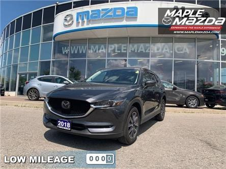 2018 Mazda CX-5 GT (Stk: 19-250A) in Vaughan - Image 1 of 23