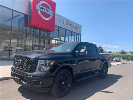 2019 Nissan Titan SV Midnight Edition (Stk: T19237) in Kamloops - Image 1 of 30