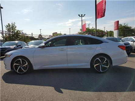 2018 Honda Accord Sport (Stk: 326861A) in Mississauga - Image 2 of 23