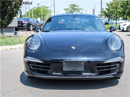 2016 Porsche 911 Carrera 4 (Stk: U4352) in Vaughan - Image 2 of 27