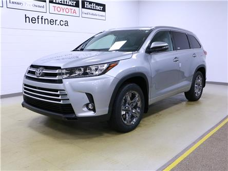 2019 Toyota Highlander Limited (Stk: 191313) in Kitchener - Image 1 of 3