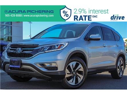 2016 Honda CR-V Touring (Stk: AP4859A) in Pickering - Image 1 of 34