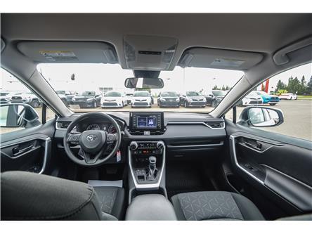 2019 Toyota RAV4 LE (Stk: RAK191) in Lloydminster - Image 2 of 12