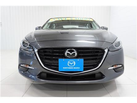 2018 Mazda Mazda3 Sport GS (Stk: M18166) in Sault Ste. Marie - Image 1 of 20