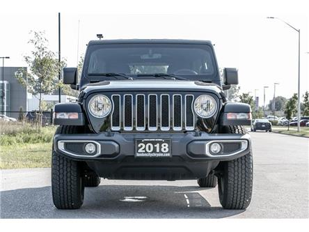 2018 Jeep Wrangler Unlimited Sahara (Stk: LC8735) in London - Image 2 of 19