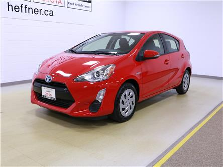 2016 Toyota Prius C Base (Stk: 195732) in Kitchener - Image 1 of 30