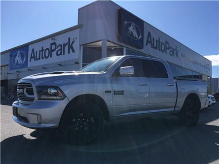 2018 RAM 1500 Sport (Stk: 18-41998JB) in Barrie - Image 1 of 25