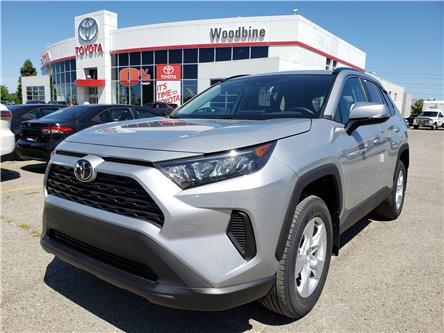 2019 Toyota RAV4 LE (Stk: 9-1170) in Etobicoke - Image 1 of 7