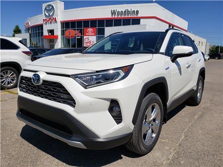 2019 Toyota RAV4 Hybrid Limited (Stk: 9-1169) in Etobicoke - Image 1 of 7