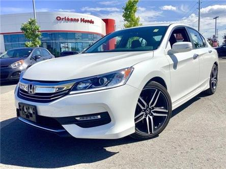 2017 Honda Accord Sport (Stk: P0855) in Orléans - Image 1 of 22