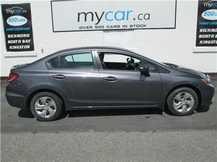 2015 Honda Civic LX (Stk: 191049) in Richmond - Image 2 of 19