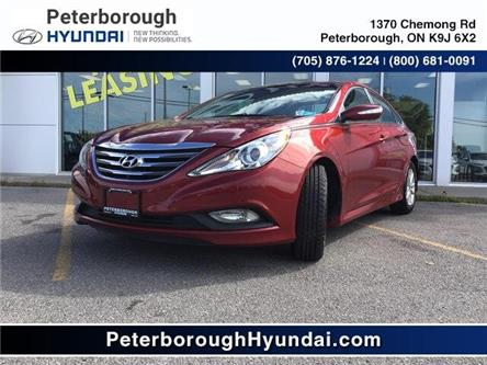 2014 Hyundai Sonata GLS (Stk: H12183A) in Peterborough - Image 1 of 25