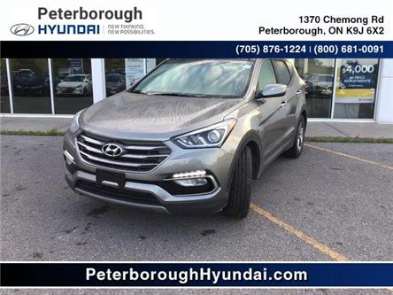 2017 Hyundai Santa Fe Sport 2.4 Luxury (Stk: HP0131) in Peterborough - Image 1 of 11