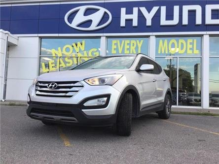 2014 Hyundai Santa Fe Sport 2.0T Premium (Stk: H12235A) in Peterborough - Image 2 of 21