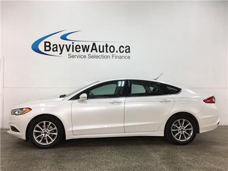 2017 Ford Fusion SE (Stk: 35416W) in Belleville - Image 1 of 27