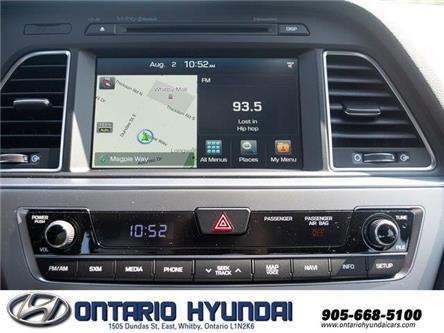 2017 Hyundai Sonata Limited (Stk: 87687K) in Whitby - Image 2 of 21