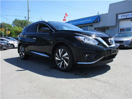2015 Nissan Murano SL (Stk: 191204) in North Bay - Image 1 of 15