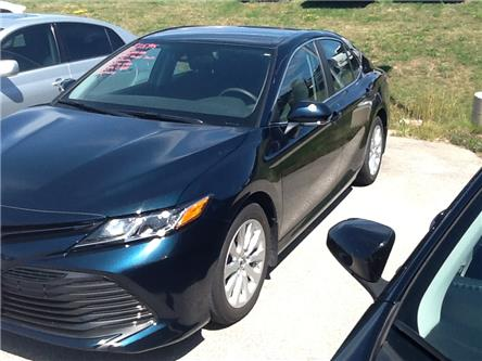 2019 Toyota Camry LE (Stk: p19111) in Owen Sound - Image 2 of 5