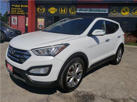 2013 Hyundai Santa Fe Sport 2.0T Premium (Stk: 066935) in Toronto - Image 1 of 18