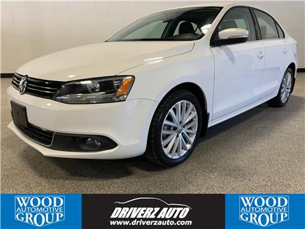 2013 Volkswagen Jetta 2.0 TDI Highline (Stk: P12127) in Calgary - Image 1 of 16
