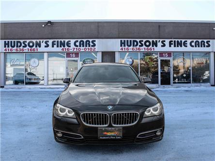 2014 BMW 535i xDrive (Stk: ) in Toronto - Image 2 of 29