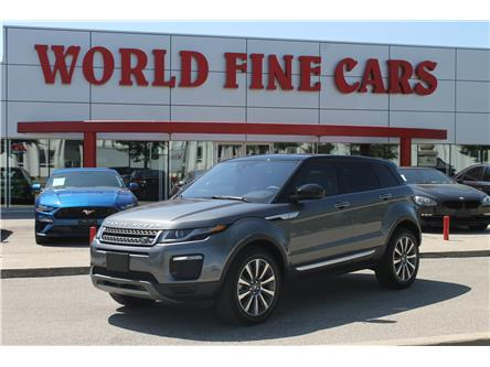 2018 Land Rover Range Rover Evoque HSE (Stk: 16942) in Toronto - Image 1 of 25