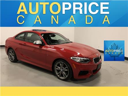 2016 BMW M235i xDrive (Stk: H0535) in Mississauga - Image 1 of 27