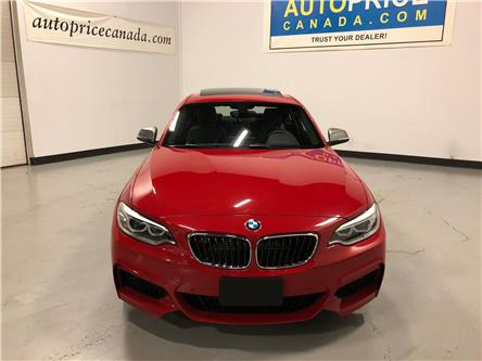 2016 BMW M235i xDrive (Stk: H0535) in Mississauga - Image 2 of 27