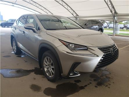 2020 Lexus NX 300 Base (Stk: L20032) in Calgary - Image 1 of 6