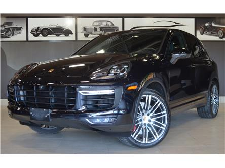 2016 Porsche Cayenne Turbo (Stk: AUTOLAND- CA0389) in Thornhill - Image 1 of 33