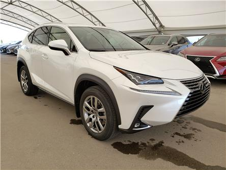 2020 Lexus NX 300 Base (Stk: L20034) in Calgary - Image 1 of 6