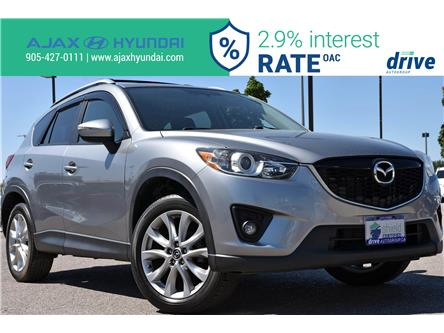 2015 Mazda CX-5 GT (Stk: 19540A) in Ajax - Image 1 of 34