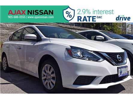 2018 Nissan Sentra 1.8 S (Stk: P4054CV) in Ajax - Image 1 of 27
