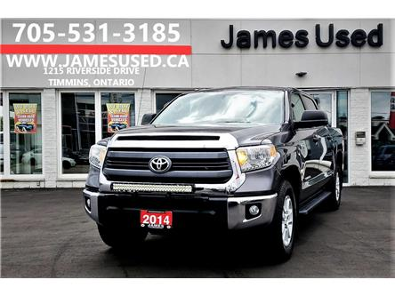2014 Toyota Tundra SR5 5.7L V8 (Stk: N19239A) in Timmins - Image 1 of 12