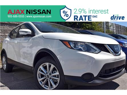 2019 Nissan Qashqai S (Stk: P4210CV) in Ajax - Image 1 of 30