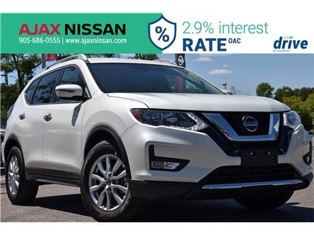 2019 Nissan Rogue SV (Stk: P4223CV) in Ajax - Image 1 of 33