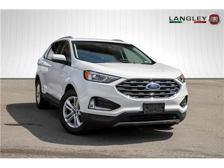 2019 Ford Edge SEL (Stk: LF010560) in Surrey - Image 1 of 24