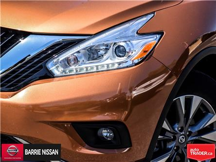 2017 Nissan Murano SL (Stk: P4605) in Barrie - Image 2 of 26