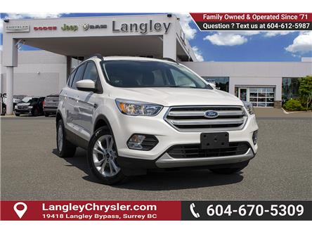 2018 Ford Escape SE (Stk: EE910440) in Surrey - Image 1 of 23