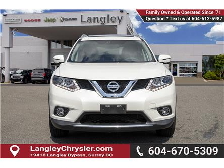 2016 Nissan Rogue SL Premium (Stk: K467255A) in Surrey - Image 2 of 25