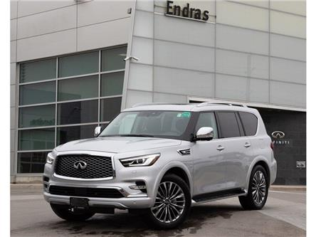 2019 Infiniti QX80 LUXE 8 Passenger (Stk: 80106) in Ajax - Image 1 of 30